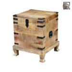 handicraft Handicraft STORAGE BOX TABLE  Trunks